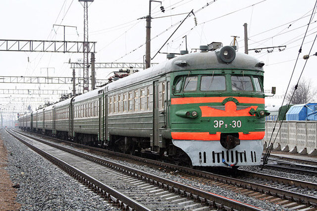 De Trans Siberië Express